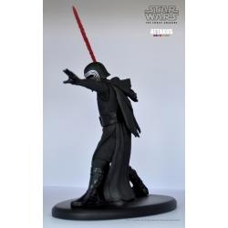 Figurine de collection Star Wars Kylo Ren Attakus 1/10 SW036 (2017)