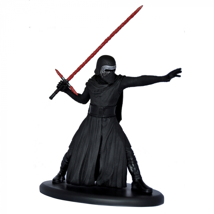 Elite Collection Figure Star Wars Kylo Ren Attakus 1/10 SW036 (2017)