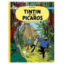Album de Tintin: Tintin et les Picaros Edition fac-similé couleurs 1976