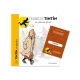Collectible figurine Tintin wearing his coat 13cm + Booklet Nº01 (2011)