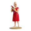 Figura de colección Tintín, Castafiore papagayo 13cm + Librito ES Nº06 (2011)