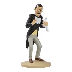 Collectible figurine Tintin, Mitsuhirato 12cm + Booklet Nº14 (2012)