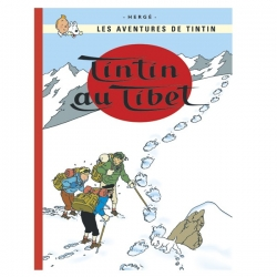 Tintin album: Tintin au Tibet Edition fac-similé colours 1960