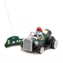 Coche a control remoto Puppy RC Kart Los Pitufos (Papá Pitufo)