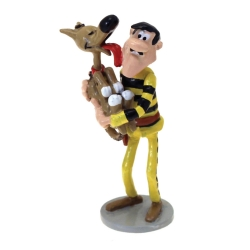 Figurine de collection Pixi Lucky Luke, Averell et Rantanplan 5485 (2020)