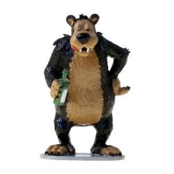 Figura de colección Pixi Lucky Luke, el oso Joe 5494 (2020)