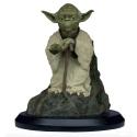 Estatua de colección Star Wars Yoda Attakus 1/5 SW104 (2017)