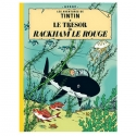 Tintin album: Le trésor de Rackham le Rouge Edition fac-similé colours 1944
