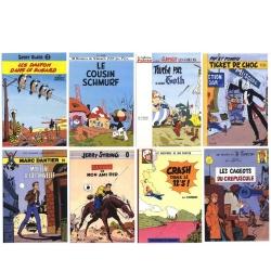 Portfolio de 8 cartes postales Les nouveaux introuvables, A. Floc'h (10x15cm)