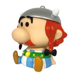 Tirelire figurine Astérix Chibi Plastoy, Obélix 80107 (2020)