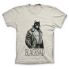 T-shirt 100% coton John Blacksad (Sable)