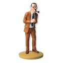 Collectible figurine Tintin, J.M. Dawson 13cm Nº102 (2015)