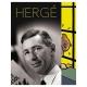 Postcard of the Hergé Exhibition at the Grand Palais Tintin 30085 (12,5x17,5cm)