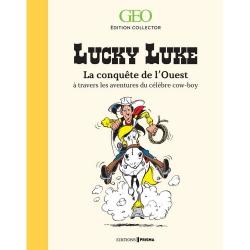GEO Edition, La conquête de l'Ouest à travers les aventures de Lucky Luke (2019)