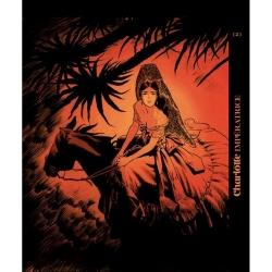 Deluxe album Black & White Charlotte impératrice: L'empire T2 (2020)