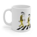 Tasse mug en céramique Lucky Luke (Les Frères Dalton Escape Road)