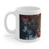 Ceramic mug Blacksad (Jazz n' Fun's Club)