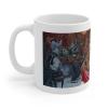 Tasse mug en céramique Blacksad (Jazz n' Fun's Club)