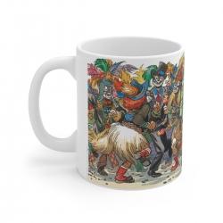 Taza mug en cerámica Blacksad (Carnaval)