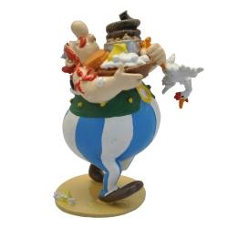 Figurine de collection Pixi Astérix, Obélix et son panier d'aliments 2353 (2020)