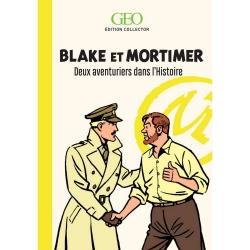 GEO Edition Blake et Mortimer, deux aventuriers dans l'histoire (2020)