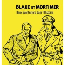 Coffret GEO Edition Blake et Mortimer, deux aventuriers dans l'histoire (2020)