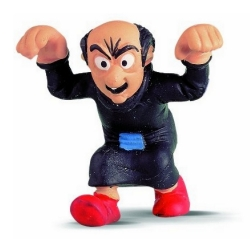 The Smurfs Schleich® Figure - Gargamel (20418)