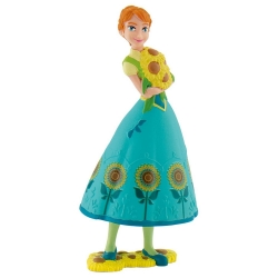 Figurine de collection Bully® Disney La Reine Des Neiges, Anna Fever (12959)