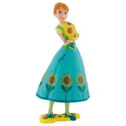 Figurita de colección Bully® Disney Frozen, Anna Fever (12959)