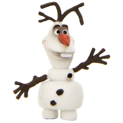 Figurita de colección Bully® Disney Frozen, Olaf (12963)