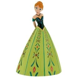Figurita de colección Bully® Disney Frozen, Anna Fever (12967)