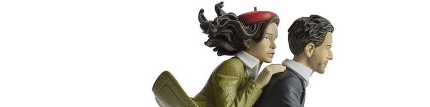 Flight of the Raven Comics figurines and exclusive items