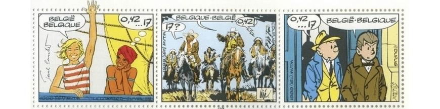 Figuras de colección de cómics Gil Pupila
