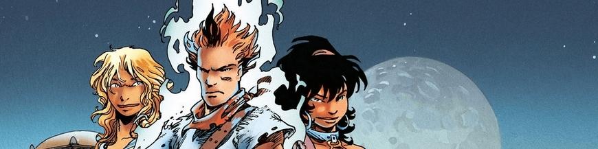 Figuras de cómics Lanfeust de Troy