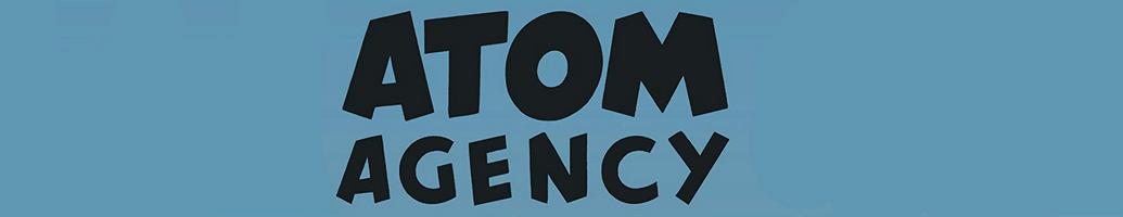 Figurines de BD et articles de collection Atom Agency