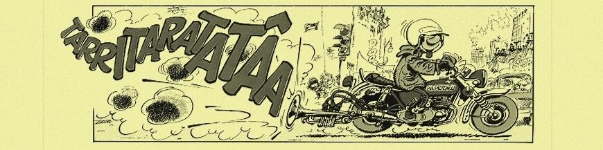 Figuras de cómics Tomás el Gafe