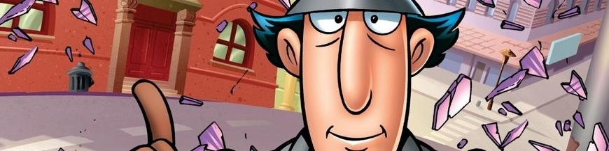 Inspector Gadget Cartoon figurines