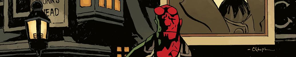 Figurines de BD Hellboy
