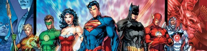 DC Comics figurines