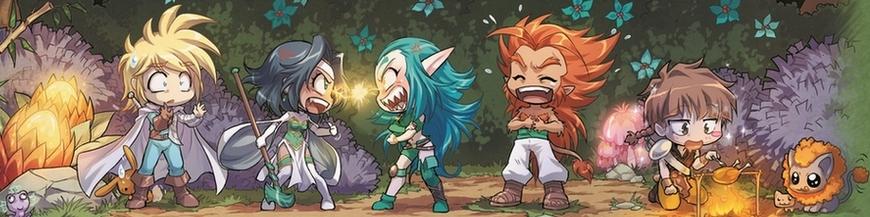 Figuras de cómics Los Legendarios