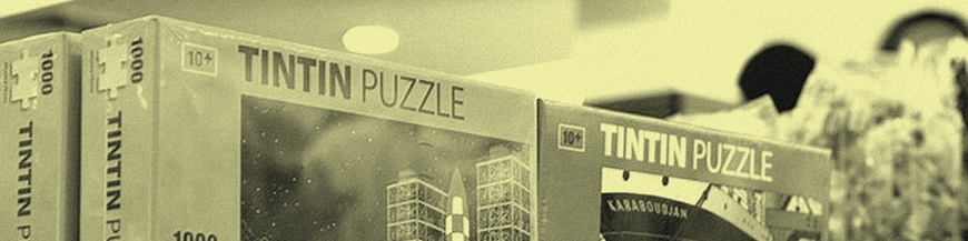 Comics Puzzles