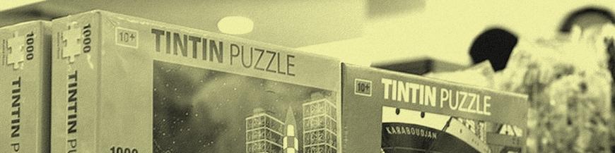Puzzles de cómics