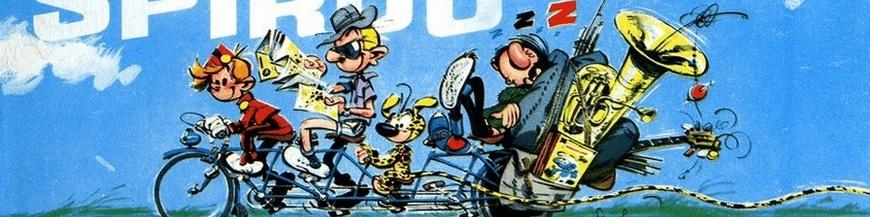 Comics collectible postcards