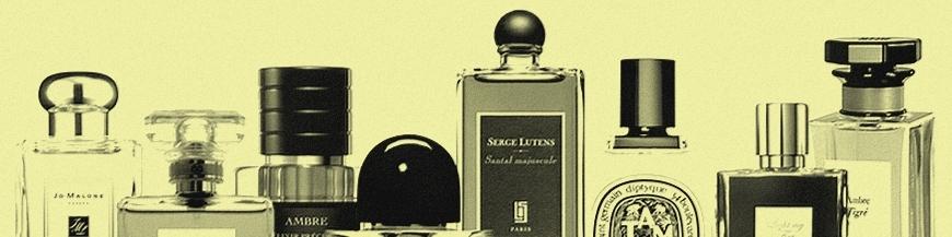 Parfums en relation avec l'univers de la BD
