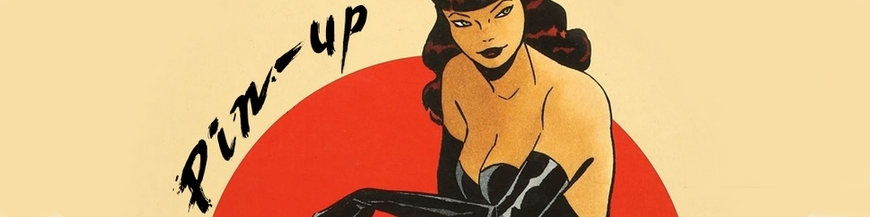 Collectible Pin-ups figurines