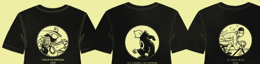 Our selection of comics clothing