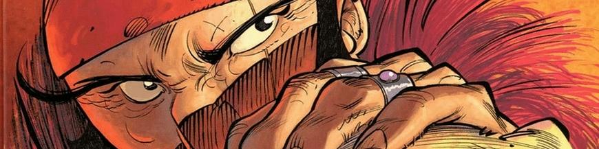 Figuras de cómics Simbad